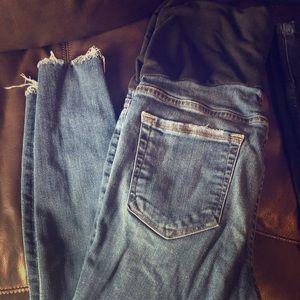 Good American Maternity Jeans